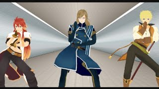 Download Video [MMD] Tales of the Abyss- Gentleman MP3 3GP MP4
