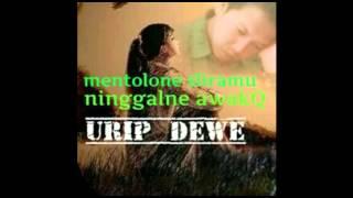 Urip Dewe (Cipt. Sahid Indra_Original) - Voc. Sahid indra [Lorok™] Pacitan