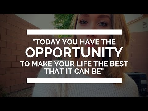The Mindset of Creating Opportunity