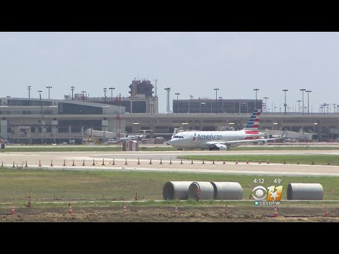 DFW Moments: Dallas/Fort Worth International Airport