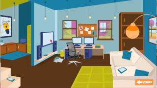 Das Spiel mit den Daten  - Spielprinzip - Computerspiel zur Vermittlung von Medienkompetenz