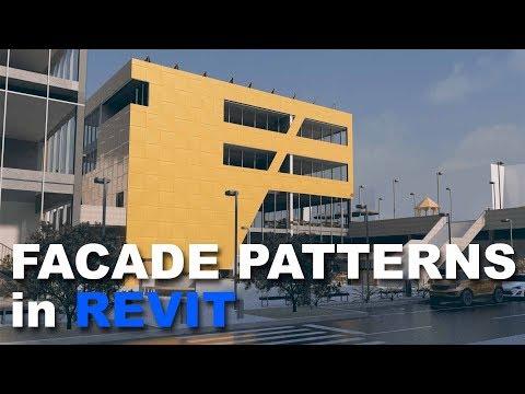 Facade Patterns in Revit Tutorial