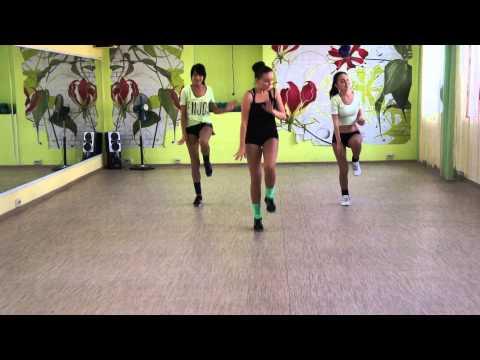 Зумба фитнес видео уроки, танец для похудения смотреть