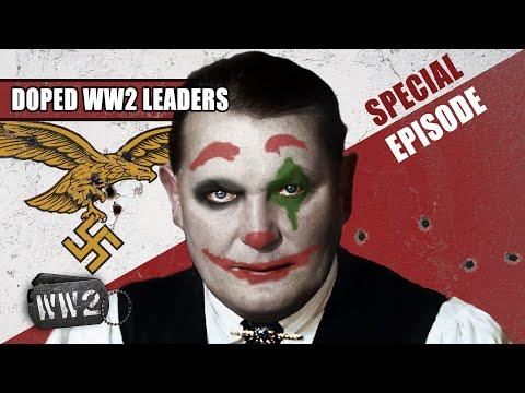 Hermann Göring, The Stoned Nazi Nut - Doped WW2 Leaders Part 1