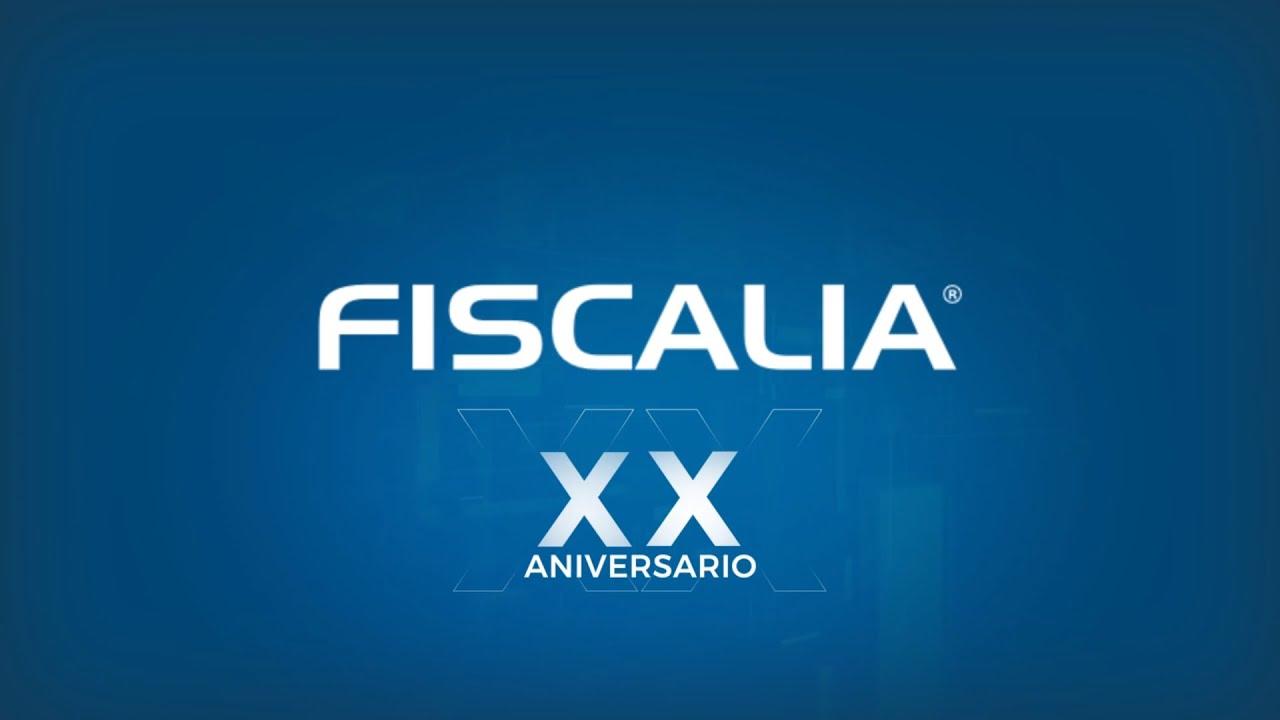 Video conmemorativo del XX aniversario de Fiscalia.com