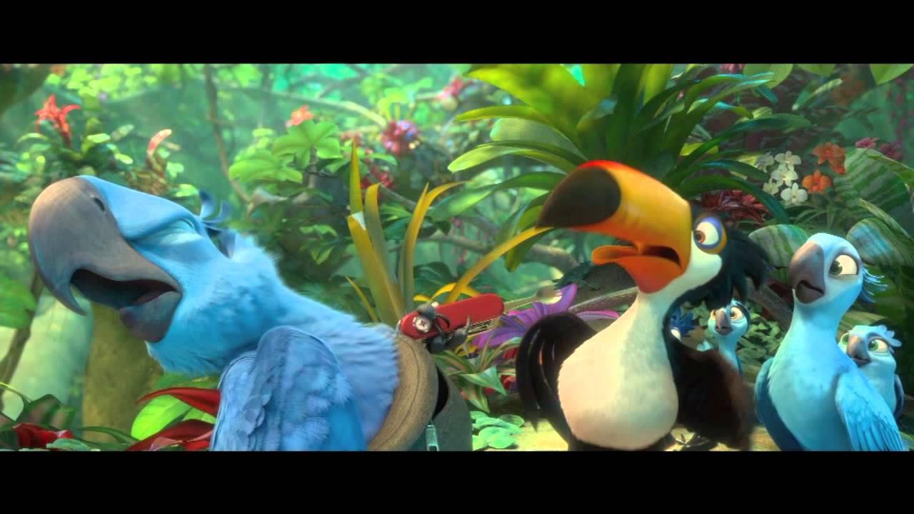 Rio missione amazzonia carlos saldanha intervista youtube