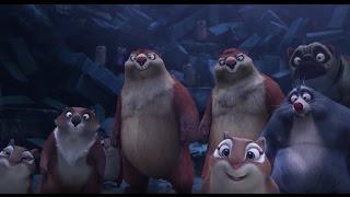 Реальная белка 2 / The Nut Job 2: Nutty by Nature (2017) Трейлер HD
