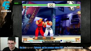 [Tutorial] The Basics of 3rd Strike Ryu with Sanchez (@AlexSA2) [Street Fighter III: 3rd Strike]