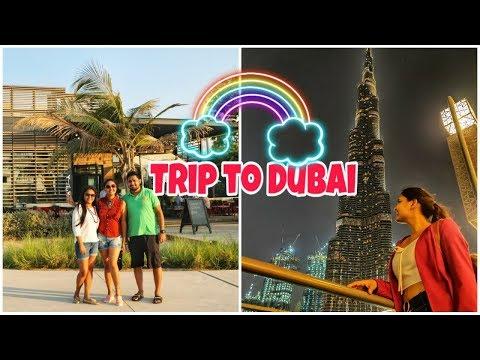 Trip to Dubai || La Mer, Desert safari, Ferrari world, Global village, Gold Souq, Miracle garden
