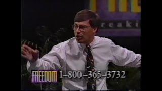Lester Sumrall's Camp Meeting 1994 (Saturday) Ulf Ekman