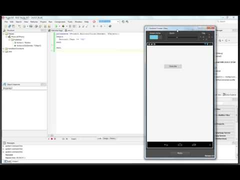 RAD Studio XE5 - Setting Up Your Android Development Environment