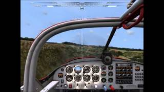 MS Flight Simulation Hawaii ;RV-6A Checkout