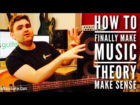 How To Make Music Theory Make Sense