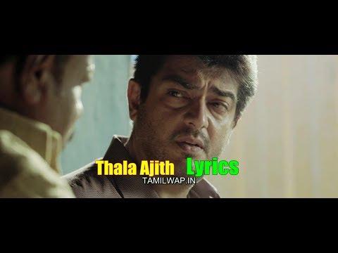 (Thala Ajith New Lyrics) Status