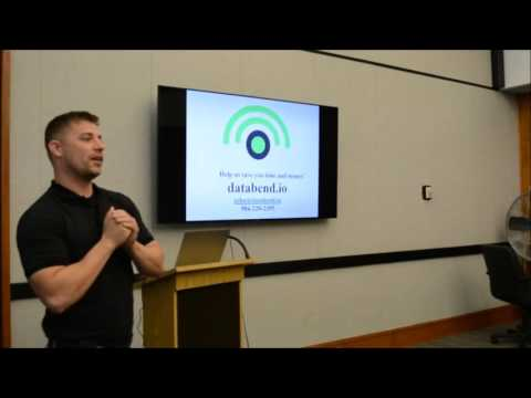 COIN InnovEight 8 May 23 2017 Data Bend Presents