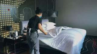 Hospitality Turndown Service | Le Méridien Saigon hotel | Marriott International