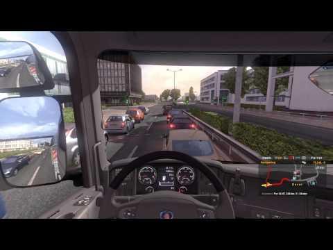 Euro Truck Simulator 2 - #10 - Duisburg to Birmingham