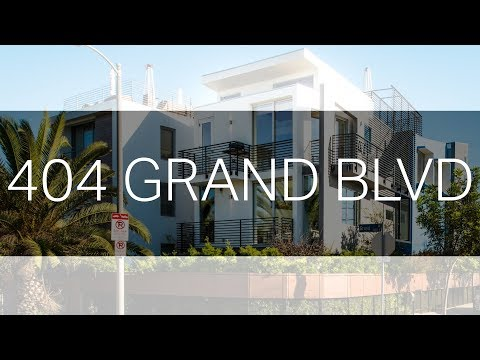 Venice Architectural Chic: 404 Grand Blvd, Venice, CA 90291