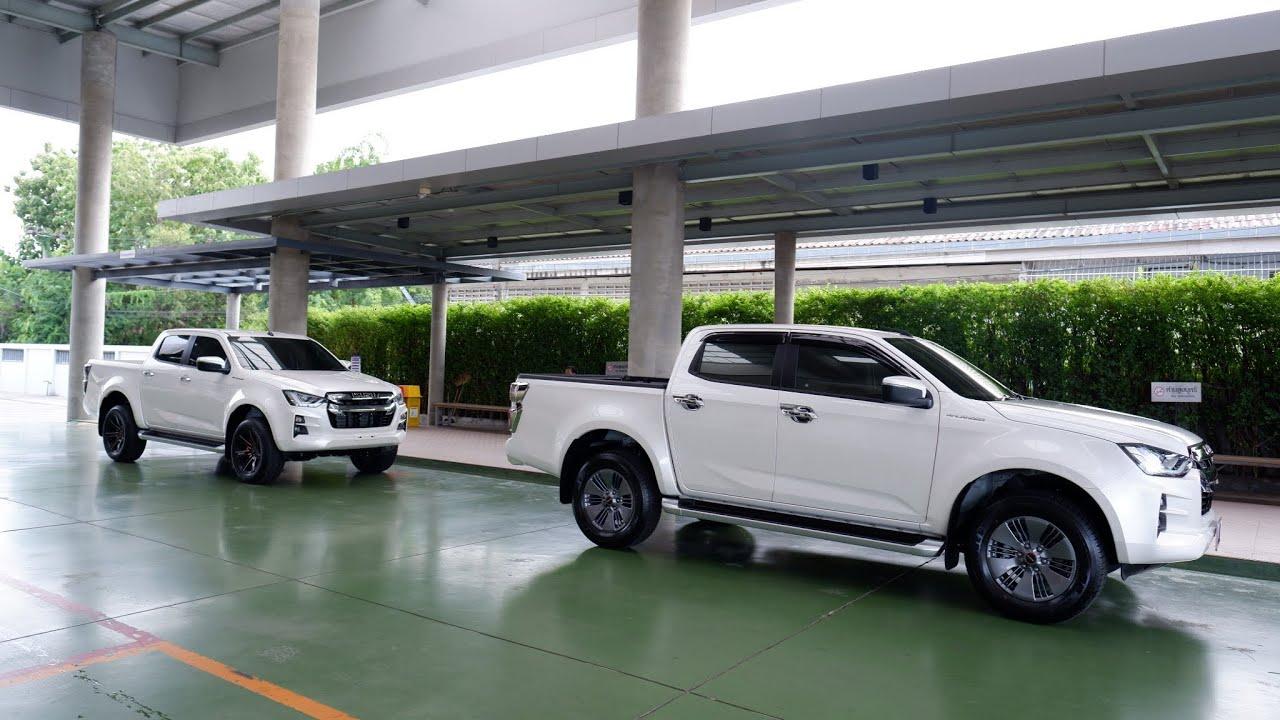อีซูซุ 2020 แม๊กติดรถ vs แม๊กซิ่ง