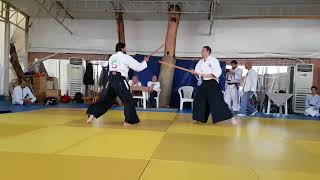 Dan 3   Aikido National Tournament