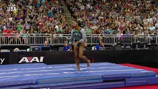 Simone Biles Vault | Champions Series Presented By Xfinity