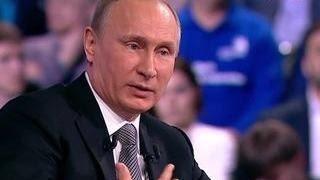 Путин о резких высказываниях Кадырова: в этом есть и мои упущения