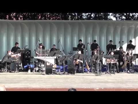 Oclupaca by Thomas Jefferson High School Jazz Band at the Big Band Jam, 4/27/12