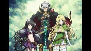 Anh Main Là Ma Vương Và Hai Em Loli Elf ✗Nhạc Phim Anime Cực Hay「Tổng Hợp Anime」