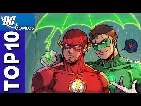 Top 10 Funny Moments From Justice League #2