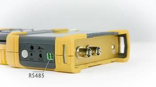 Мультиформатный CCTV тестер Arax T44 для систем видеонаблюдения (CCTV)