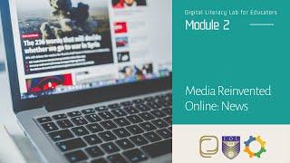 8. Media Reinvented Online: News