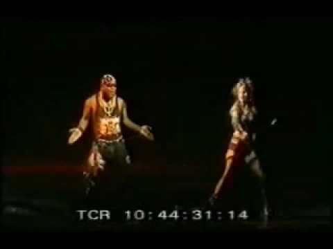 Kerry Ellis & Nigel Clauzel- I Want It All- We Will Rock You