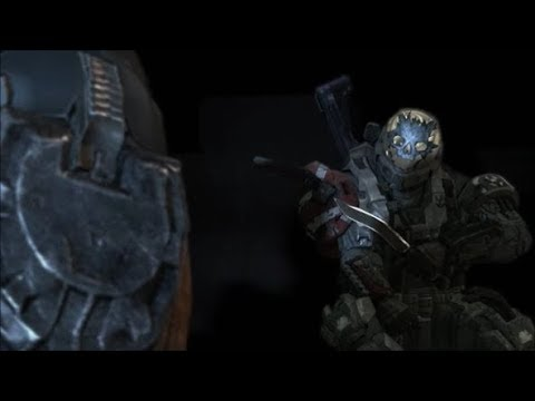 Halo Reach What Does Emile S Face Look Like