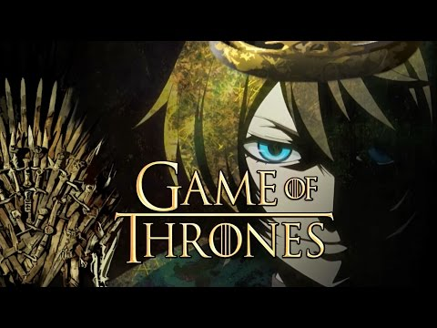 Anime mix - Game of Thrones AMV