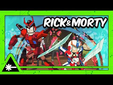 RICK AND MORTY: Season 4 Part 2 Trailer Breakdown (Nerdist News w/ Dan Casey)