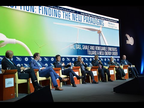 MEDays 2018 - Oil, Gas, Shale and Renewable: Toward a New Energy Order