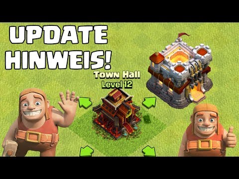 UPDATE HINWEIS! ⭐ Clash of Clans ⭐ CoC
