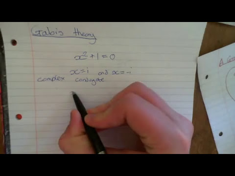 Solving Algebraic Equations with Galois theory Part 1