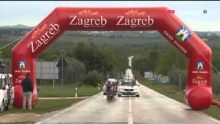 Тур Хорватии 2016. Этап 5.