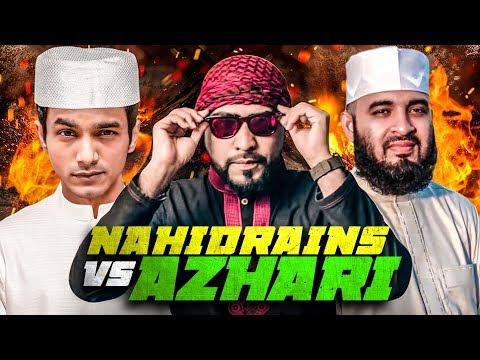 Mizanur Rahman Azhari VS NahidRains | মিজানুর রহমান আজহারীর বিৱুদ্ধে মিথ্যাচারের জবাব | TahseeNation |  Mp3 Download