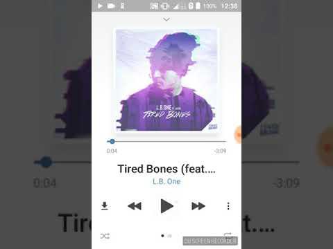 Tired Bones - L.B. One (Frozen remix)