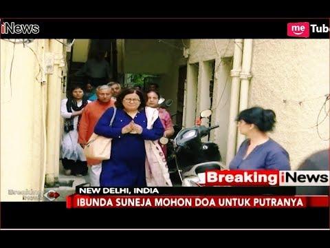 Dari New Delhi, Orang Tua Pilot Lion Air JT 610 Bhavye Suneja Menuju Jakarta - Breaking iNews 30/10