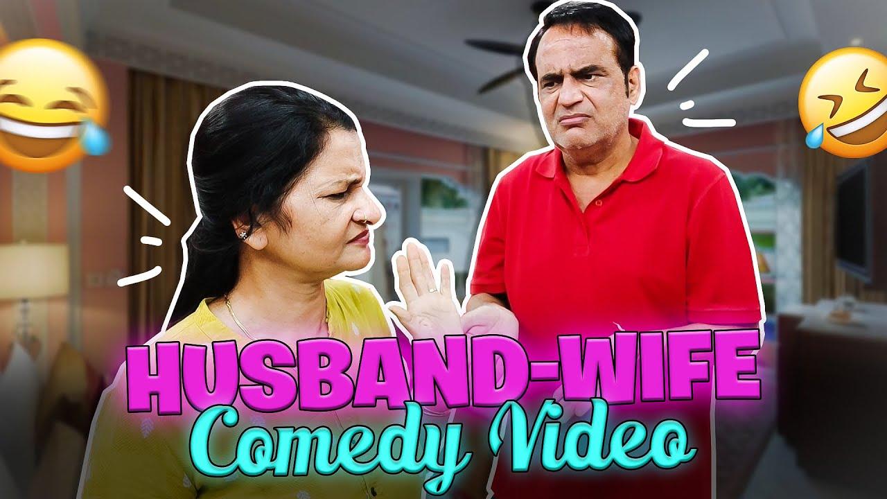 Husband Wife Funny jokes compilation!!