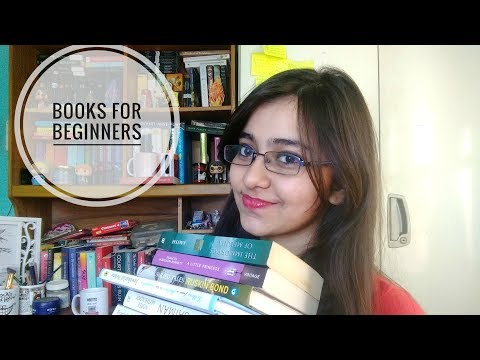 11 Books For Beginners || Book Recommendations For All Types Of People