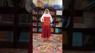 FLS 2019 Lomba Baca Puisi Rifa Bunga Haryanti SDN Kebonbatur 2 Mranggen Demak