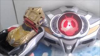 仮面ライダードライブ ルパンブレードバイラルコア シフトマックスフレア 仮面ライダールパン (後期) thumbnail