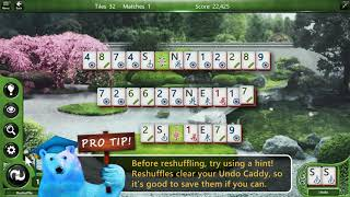 Microsoft Mahjong Pro Tip - Hints