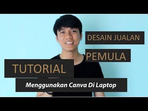 Cara Install Canva di PC/Laptop sambil Belajar DESAIN GRAFIS GRATIS (part.2).