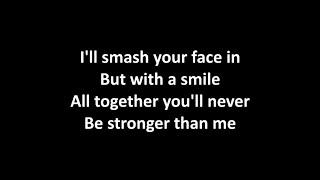 Black Sabbath - I with lyrics