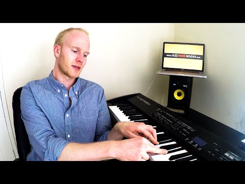 CHORD INVERSION LESSON: How to create smooth voice leading